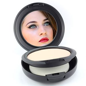 Mineral Foundation with Compact and Applicator