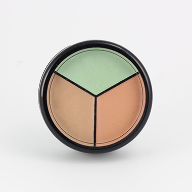 Multi Colour Corrector Trio for Red Skin